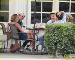 Kristen Dunst & New Beau Jesse Plemons Enjoy The Day Together