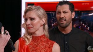 Heather Morris DWTS Credit: ABC