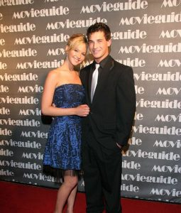 Jennifer Lawrence and Clay Adler 15th Annual Movieguide Awards at the Beverly Wilshire Hotel Beverly Hills, California - 20.02.07 Featuring: Jennifer Lawrence and Clay Adler Where: United States When: 20 Feb 2007 Credit: Rachel Worth / WENN